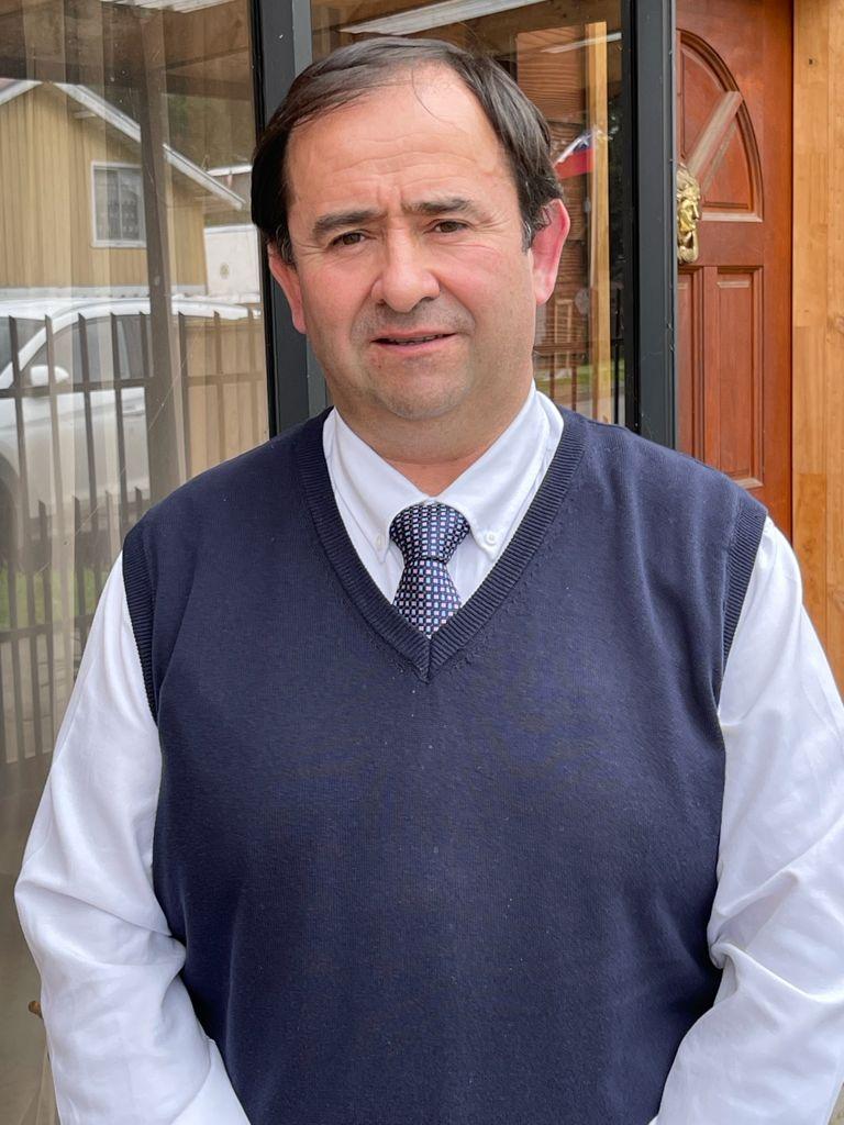 Sr. Gerardo Augusto Gunckel Arriagada